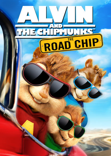 Alvin and the Chipmunks: The Road Chip on Netflix AUS/NZ
