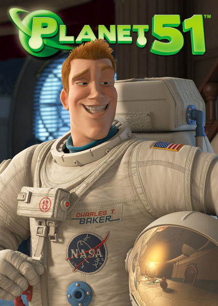 Planet 51 on Netflix AUS/NZ