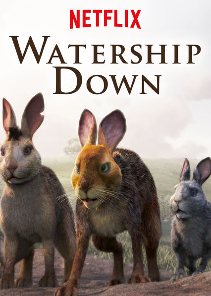 Watership Down on Netflix AUS/NZ