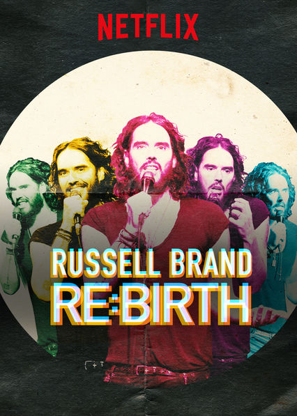 RUSSELL BRAND: RE:BIRTH on Netflix AUS/NZ