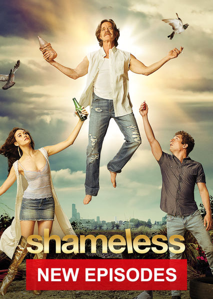 Shameless (U.S.) on Netflix AUS/NZ
