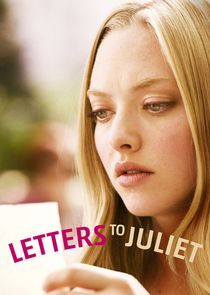 Letters to Juliet on Netflix AUS/NZ