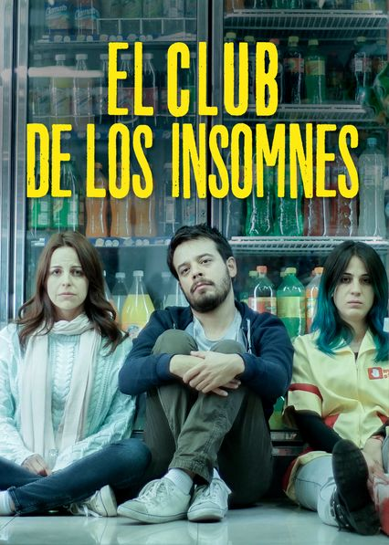 El club de los insomnes on Netflix AUS/NZ
