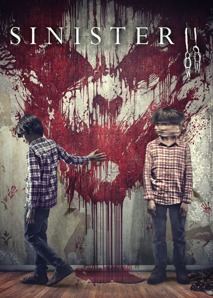 Sinister 2 on Netflix AUS/NZ
