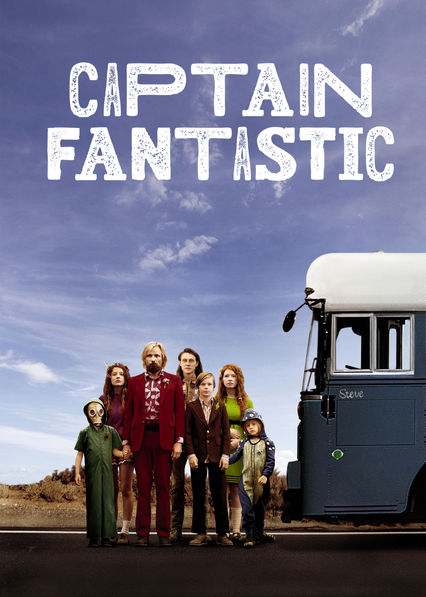 Captain Fantastic on Netflix AUS/NZ