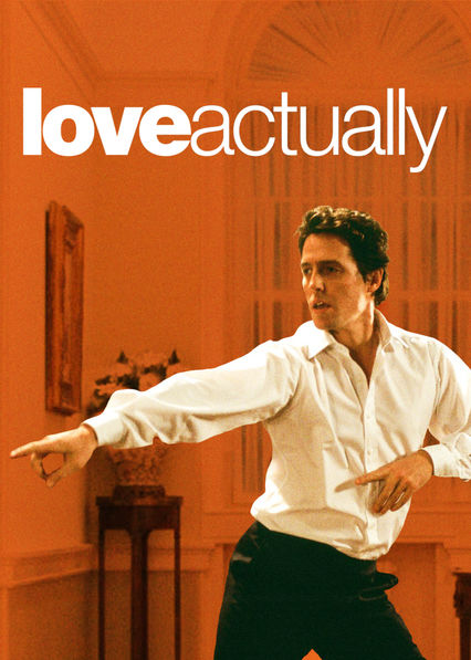 Love Actually on Netflix AUS/NZ