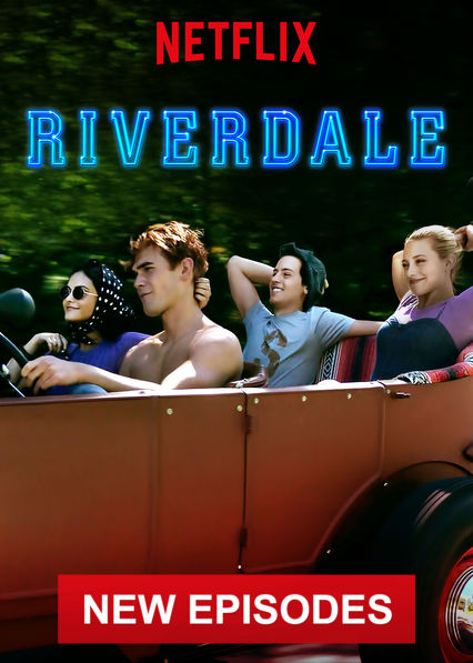 Riverdale on Netflix AUS/NZ