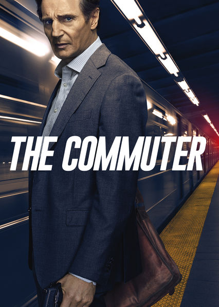 The Commuter on Netflix AUS/NZ