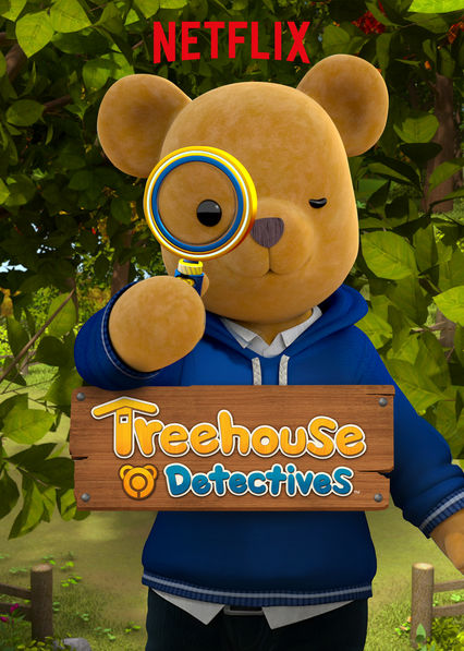 Treehouse Detectives on Netflix AUS/NZ