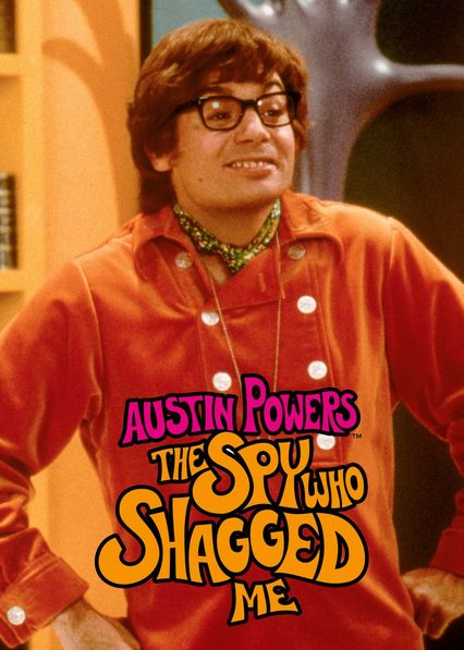 Austin Powers: The Spy Who Shagged Me on Netflix AUS/NZ