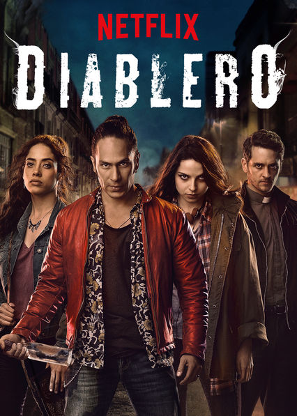 Diablero on Netflix AUS/NZ