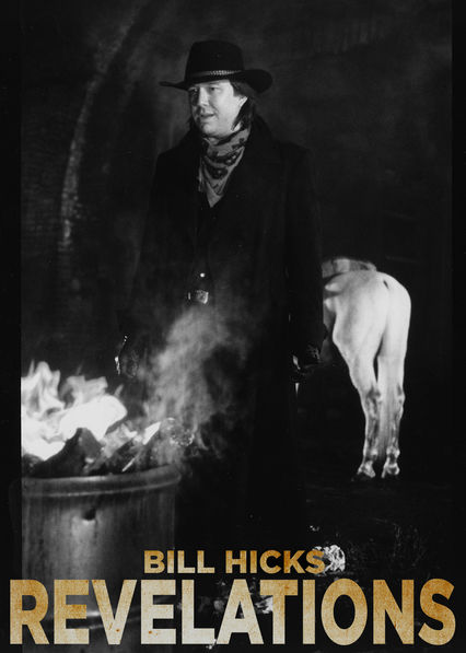Bill Hicks: Revelations on Netflix AUS/NZ