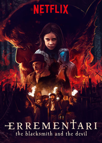 Errementari: The Blacksmith and the Devil on Netflix AUS/NZ