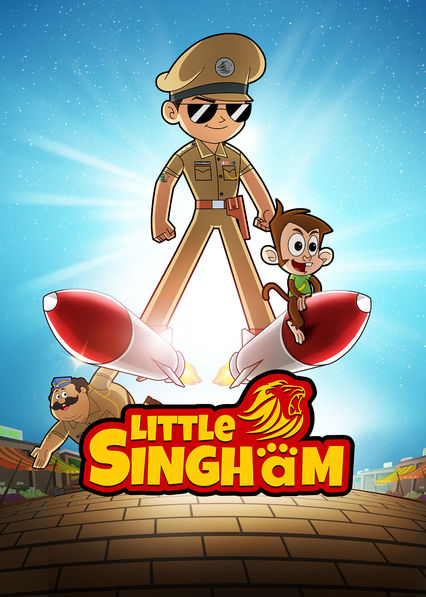 Little Singham on Netflix AUS/NZ