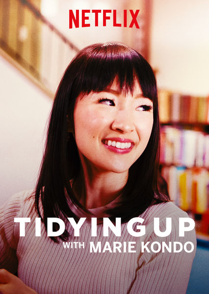 Tidying Up with Marie Kondo on Netflix AUS/NZ