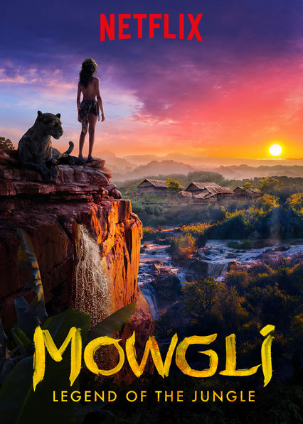 Mowgli: Legend of the Jungle on Netflix AUS/NZ