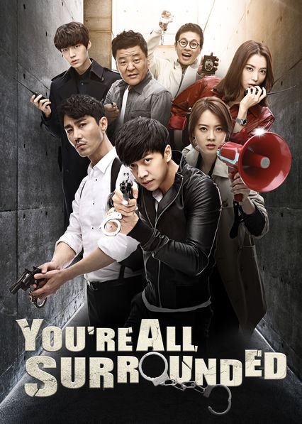You're All Surrounded on Netflix AUS/NZ