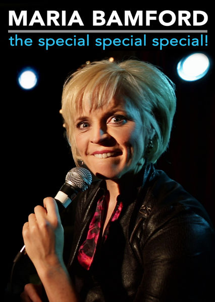Maria Bamford: The Special Special Special on Netflix AUS/NZ