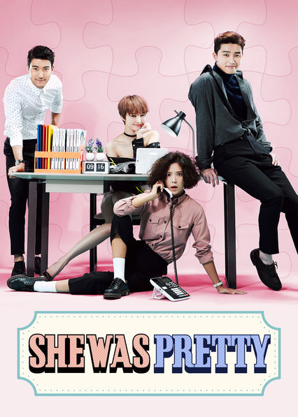 She was pretty on Netflix AUS/NZ