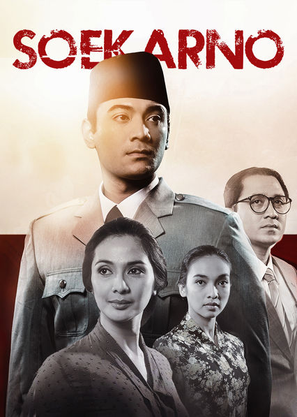 Soekarno on Netflix AUS/NZ