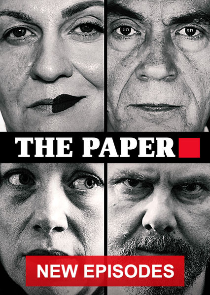 The Paper on Netflix AUS/NZ