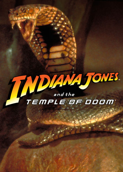 Indiana Jones and the Temple of Doom on Netflix AUS/NZ