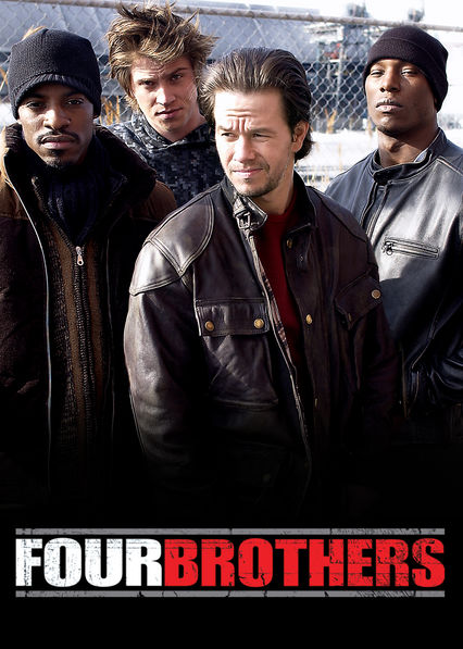 Four Brothers on Netflix AUS/NZ