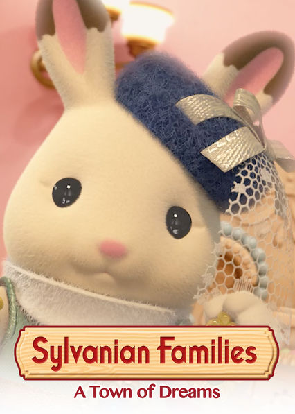 Sylvanian Families: A Town of Dreams