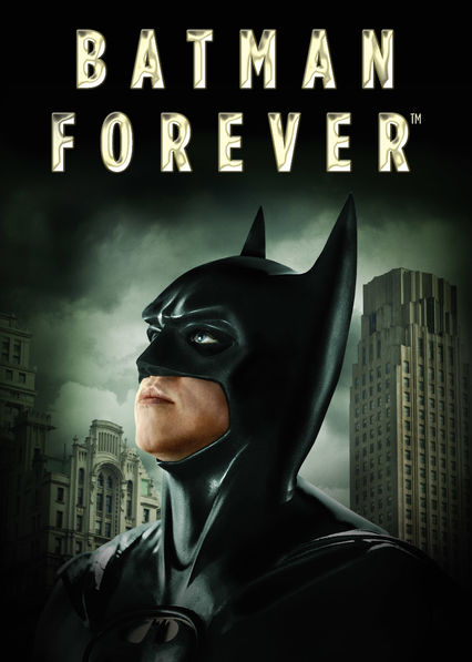 Batman Forever on Netflix AUS/NZ