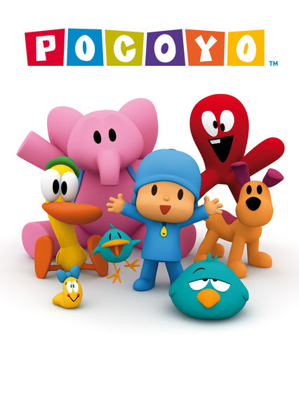 Pocoyo on Netflix AUS/NZ