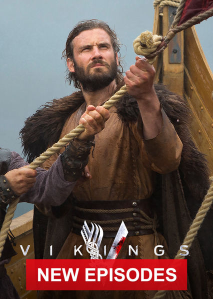 Is 'Vikings' available to watch on Netflix in Australia or