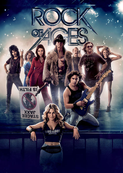 Rock of Ages on Netflix AUS/NZ