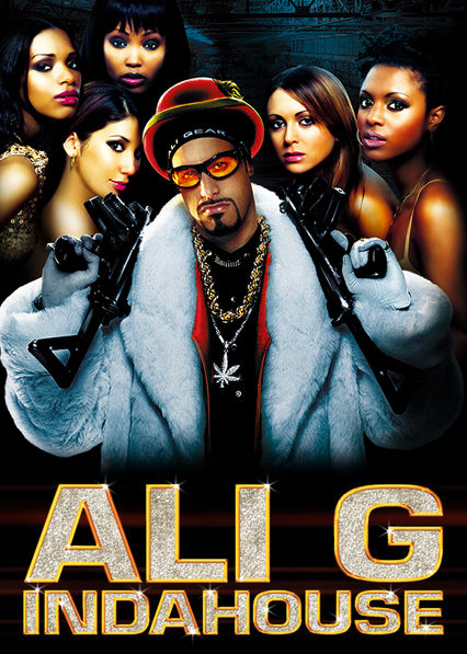 Ali G Indahouse on Netflix AUS/NZ