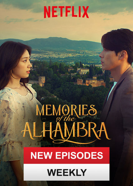Memories of the Alhambra on Netflix AUS/NZ