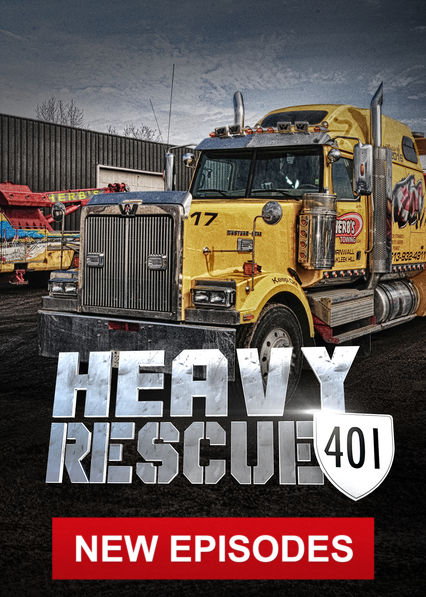 Heavy Rescue: 401 on Netflix AUS/NZ