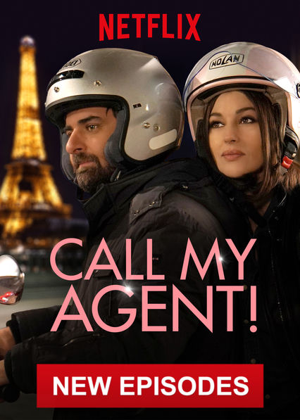 Call My Agent! on Netflix AUS/NZ