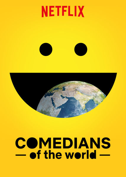 COMEDIANS of the world on Netflix AUS/NZ