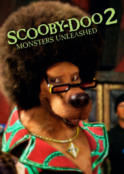 Scooby-Doo 2: Monsters Unleashed on Netflix AUS/NZ