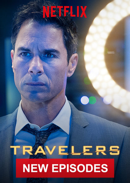 Travelers on Netflix AUS/NZ