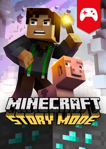 Minecraft: Story Mode on Netflix AUS/NZ